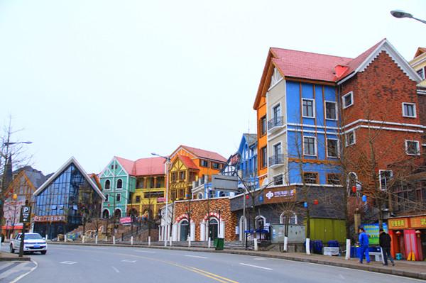 武隆仙女山镇