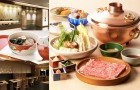 日本东京池袋餐饮体验-黑毛和牛或神户牛肉涮涮锅套餐券(三个时段可选+2人起订)