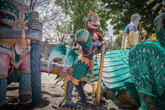 非著名景點打卡偏執狂的自我救贖 — 泰國伊森地區行記 149
