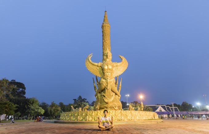 非著名景點打卡偏執狂的自我救贖 — 泰國伊森地區行記 52