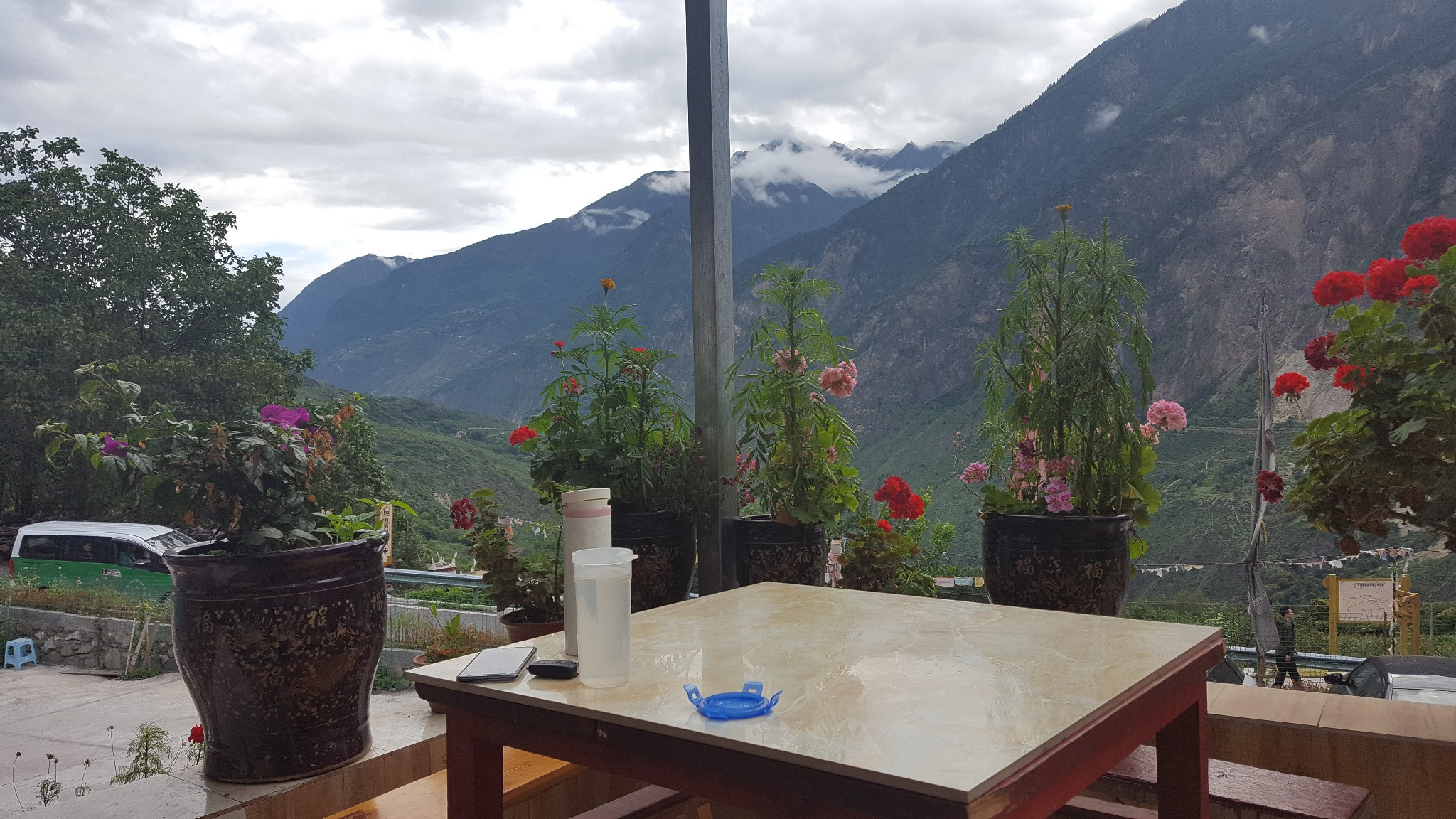 SiChuan Garzê DanBa JiaJu Tibetan Village