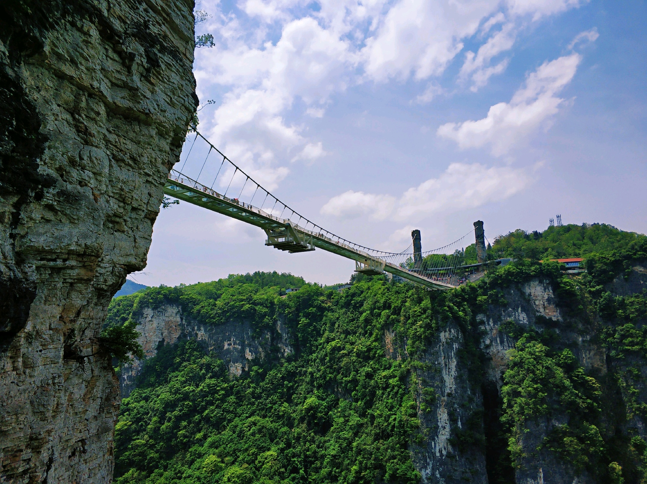 zhangjiajie grand canyon tours