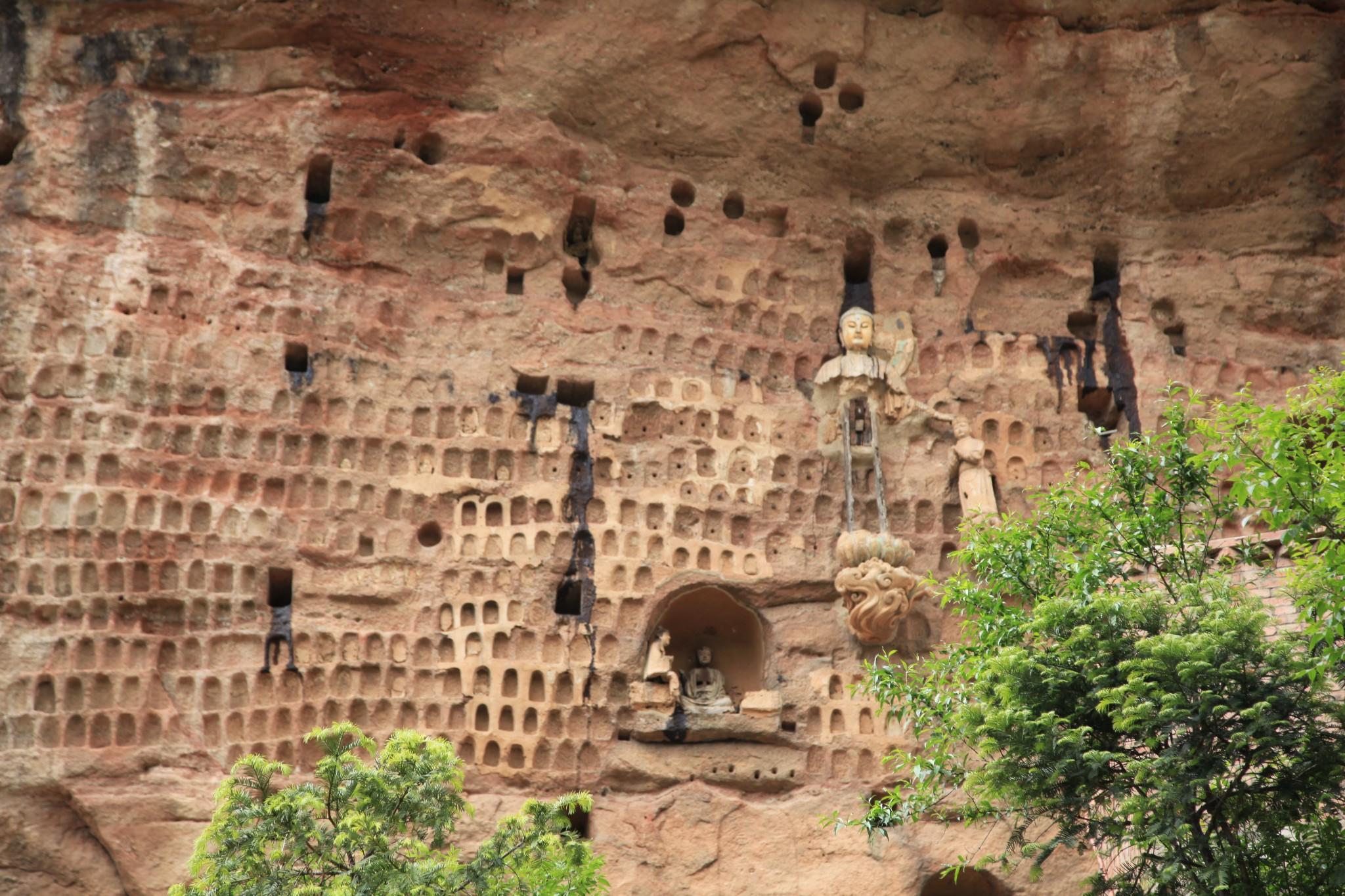 GanSu Maijishan Grottoes