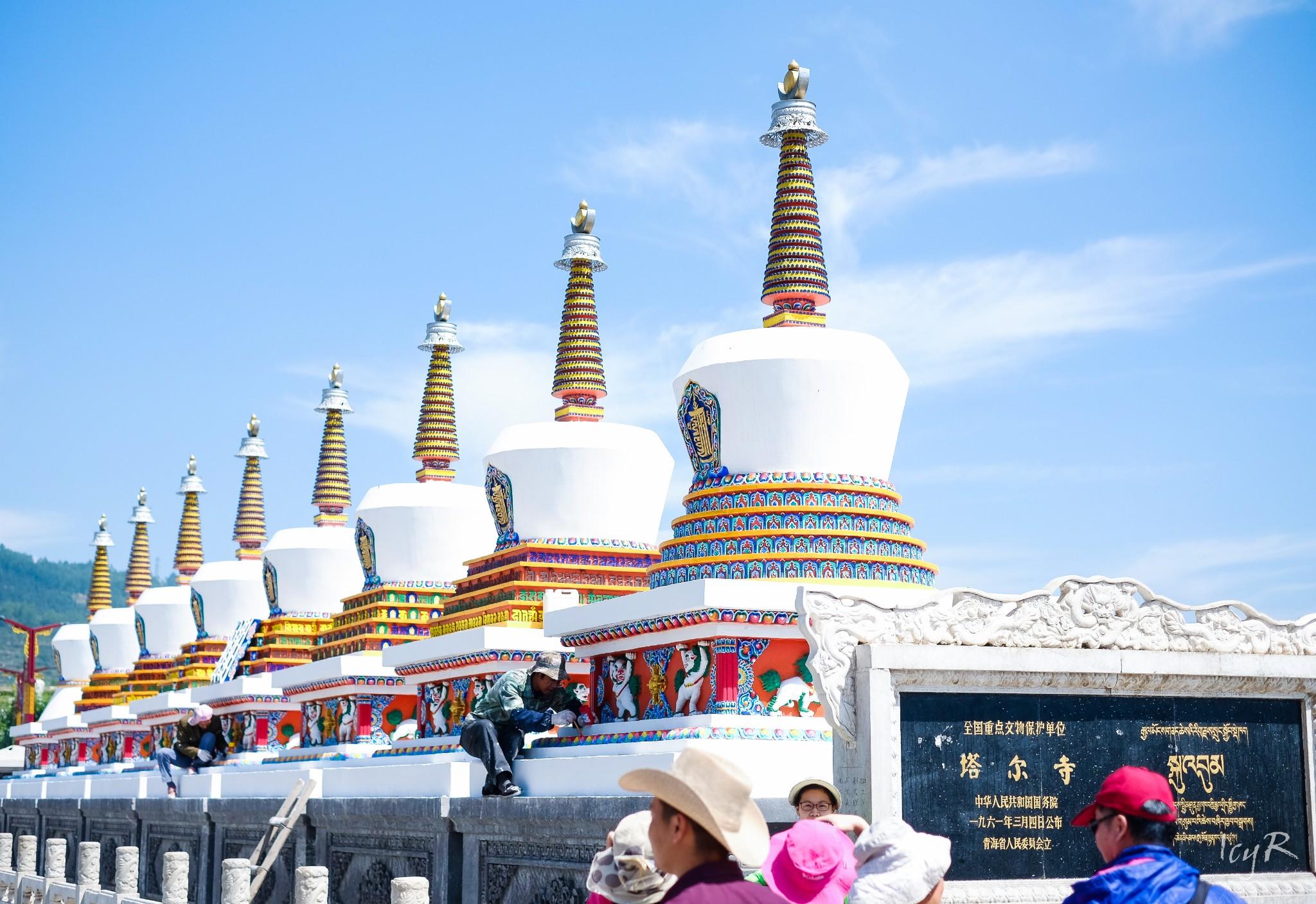 qinghai taer temple