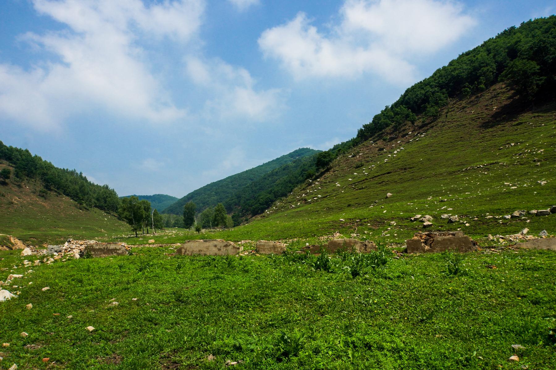夏至马盂山