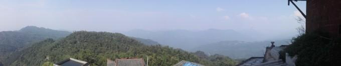 天台山—— 未被开发的美景